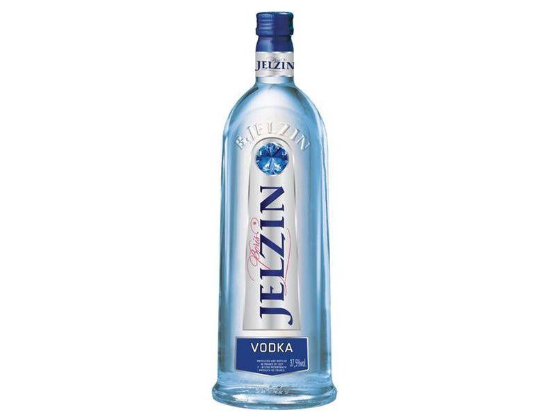 Boris Jelzin Vodka 37,5% 1l