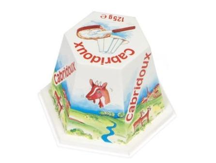 Cabridoux sýr kozí 125g