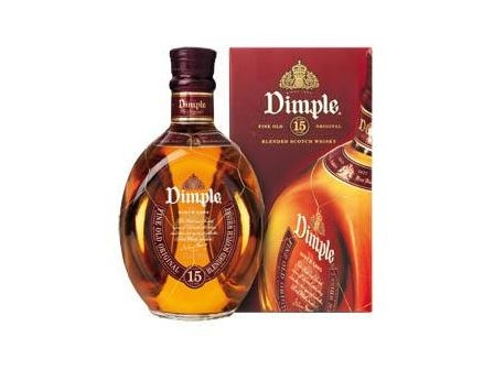 Dimple skotská whisky 15letá 40% 700ml