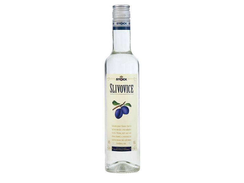 Stock Slivovice 40% 500ml