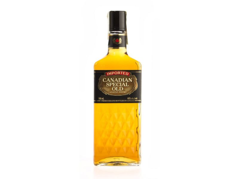 Canadian Special Old whisky 40% 700ml