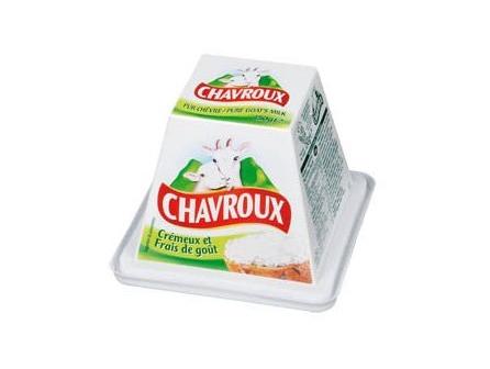 Chavroux Kozí sýr 150g