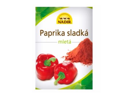 Nadir Paprika mletá sladká 25g