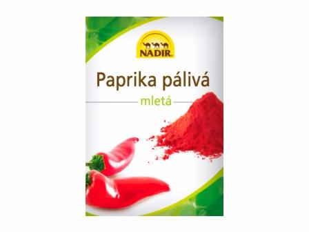 Nadir Paprika pálivá mletá 25g