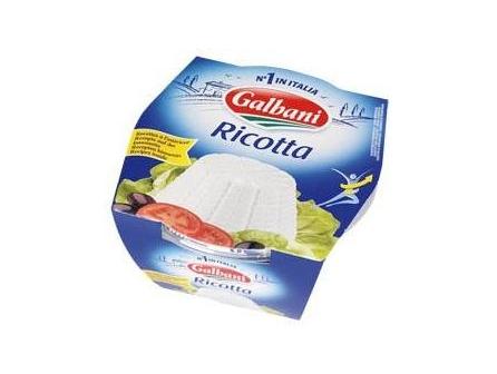Galbani Santa Lucia Ricotta sýr 250g