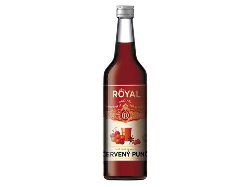 Royal Červený punč 20% 500ml
