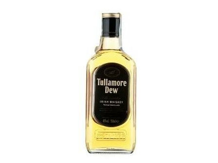 Tullamore Dew irská whiskey 40% 350ml