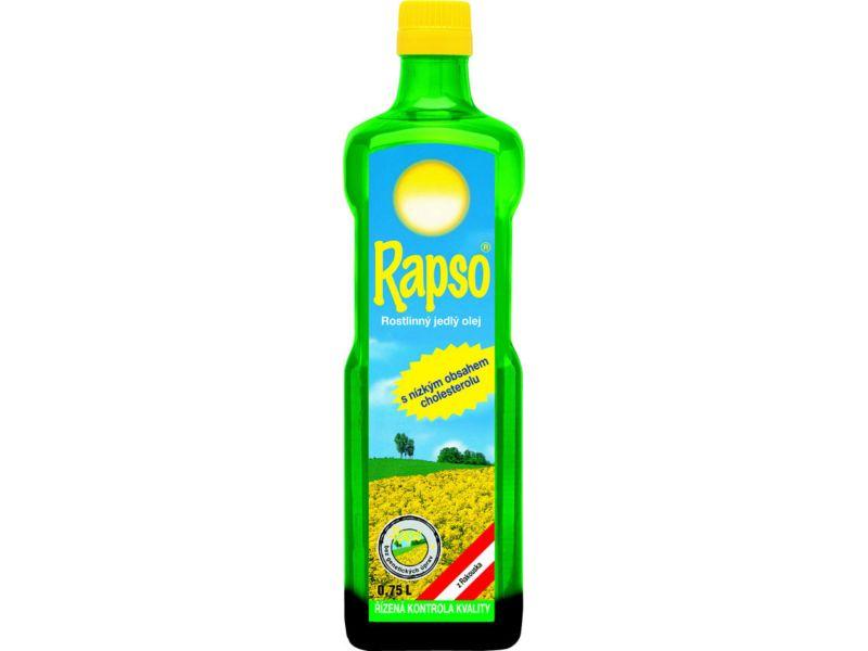 Rapso Řepkový olej 750ml