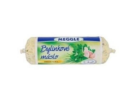 Meggle máslo bylinkové 125g