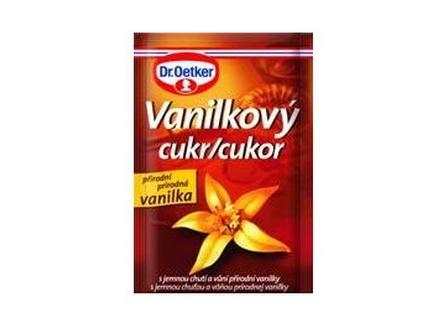 Dr.Oetker Vanilkový cukr 8g