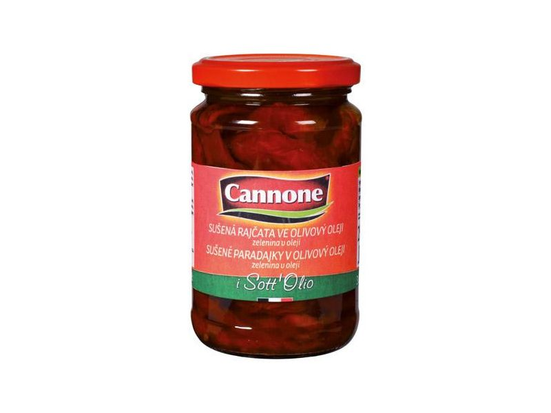 Cannone rajčata sušená v olivovém oleji 290g