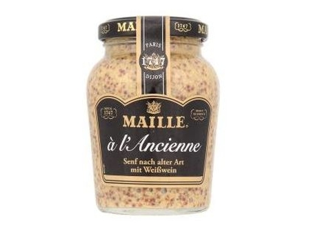 Maille Hrubozrnná hořčice 200ml