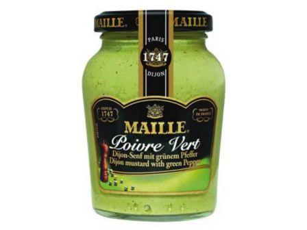 Maille Hořčice se zeleným pepřem 200ml