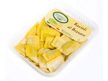 Pasta In Brianza Ravioli brasato 250g