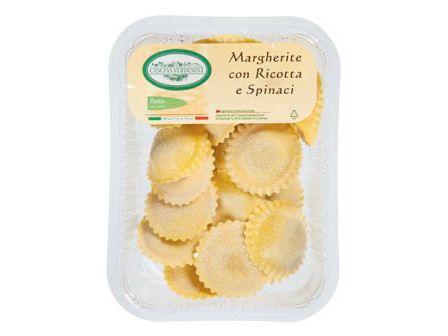 Cascina Verdesole Margherite Ricotta Spinaci těstoviny 250g