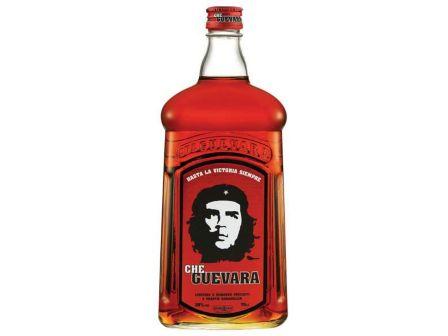 Old Pascas Che Guevara rum 38% 700ml