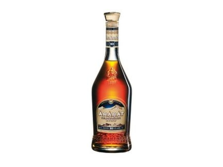 Ararat brandy 10letá 40% 700ml