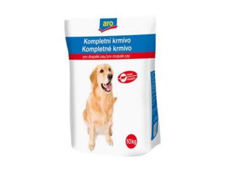 ARO Kompletní krmivo hovězí granule pro psy 10kg