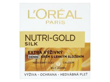 L´Oréal Nutri-Gold Extra výživný denní krém 50ml