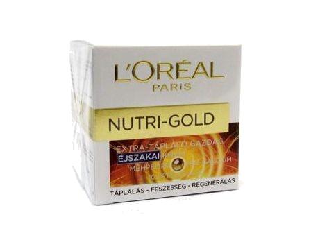 L´Oréal Nutri-Gold noční krém 50ml