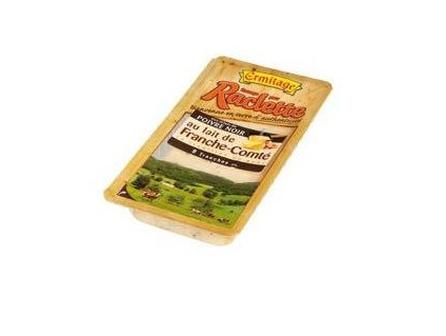 Ermitage Raclette sýr plátky s pepřem 200g