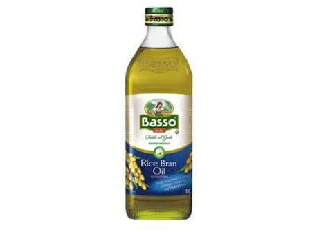 Basso Rýžový olej 1l