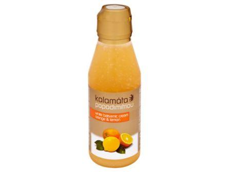 Kalamata Balsamico krém pomeranč a citron 250ml