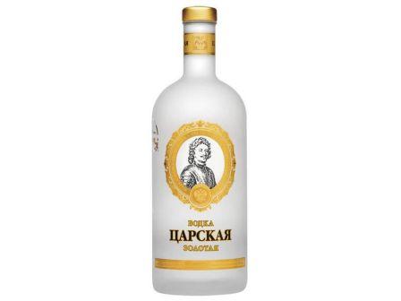 Carskaja zlatá vodka 40% 1l