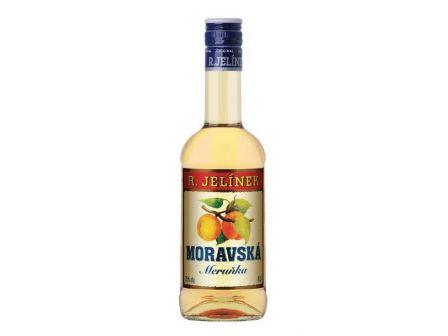 R. Jelínek Moravská meruňka 35% 500ml