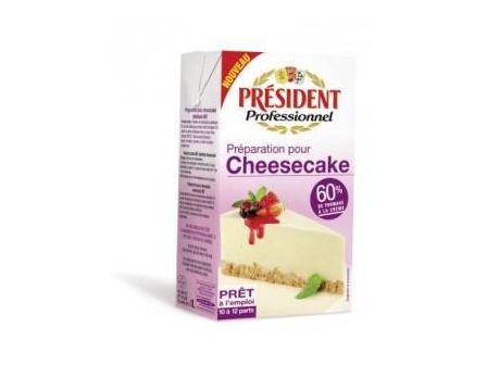 Président Professionnel Cheesecake 1l