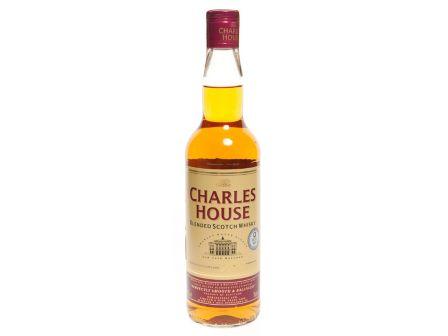 The Charles House skotská whisky 40% 700ml
