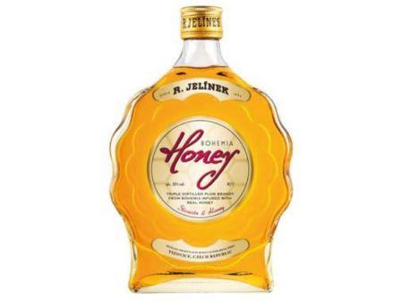 R. Jelínek Bohemia Honey budík 35% 700ml
