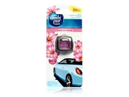 Ambi Pur Car flowers&spring 2ml