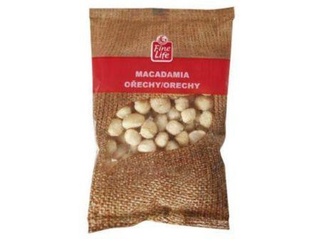 Fine Life Macadamia ořechy 200g