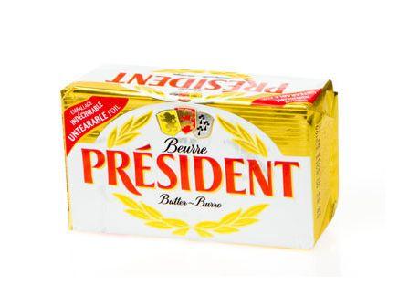 Président Máslo jemné 250g