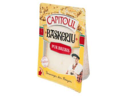 Capitoul Brebis Baskeriu sýr 180g