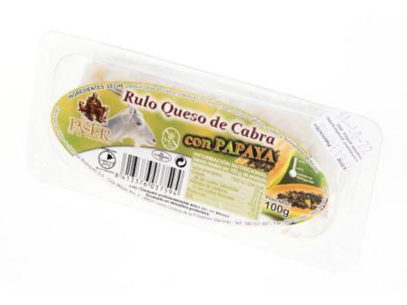 El Pastor Kozí sýr váleček papája 100g