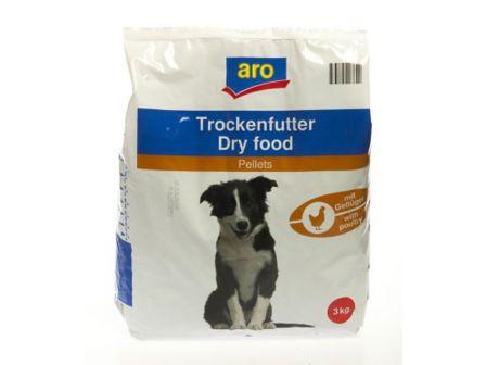 ARO Granule pro psy drůbeží 3kg