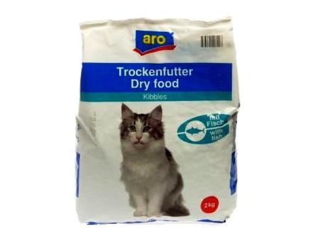 ARO Granule rybí pro kočky 2kg