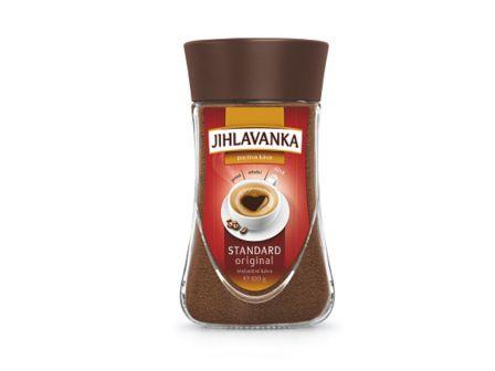 Jihlavanka Standard instantní káva 100g