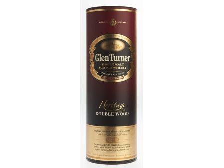 Glen Turner whisky tuba 40% 700ml