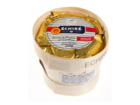 Beurre d´Échiré Máslo jemné 250g