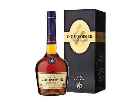 Courvoisier V.S. cognac 40% 700ml