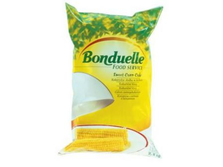 Bonduelle Kukuřičné klasy mraž. 2,5kg