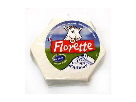 Florette kozí sýr s bílou plísní 125g