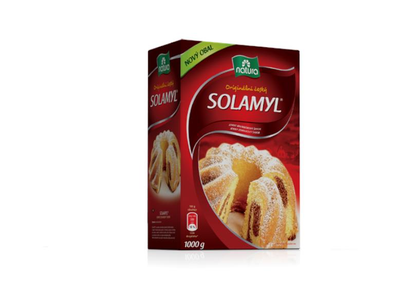 Natura Solamyl jemný bramborový škrob 1kg