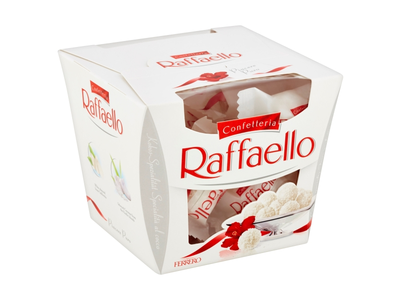 Ferrero Raffaello Bonboniéra 150g
