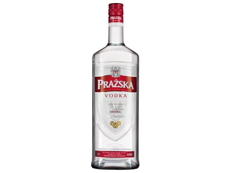 Pražská Vodka 37,5% 1l
