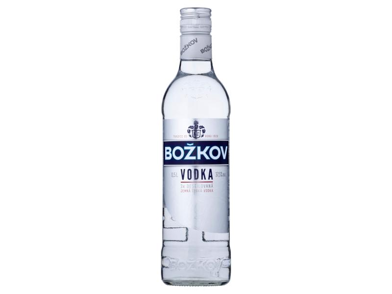 Božkov Vodka 37,5% 500ml