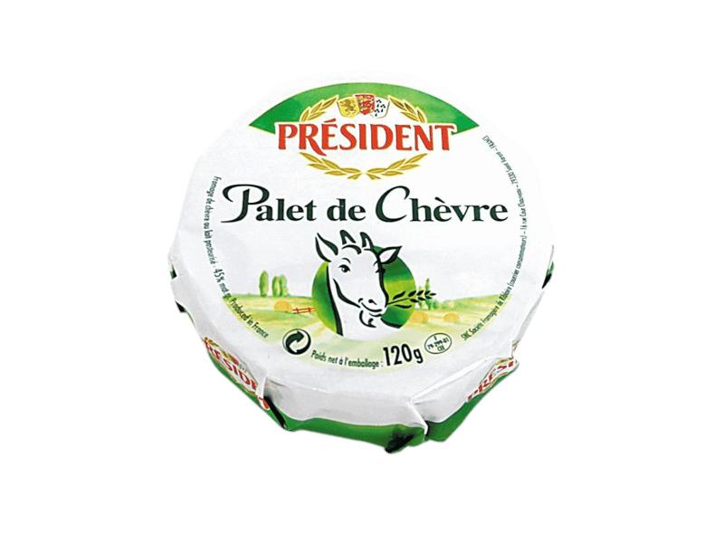 Président Palet de Chèvre kozí sýr 120g